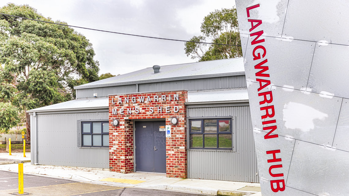 image of Langwarrin Mens Shed